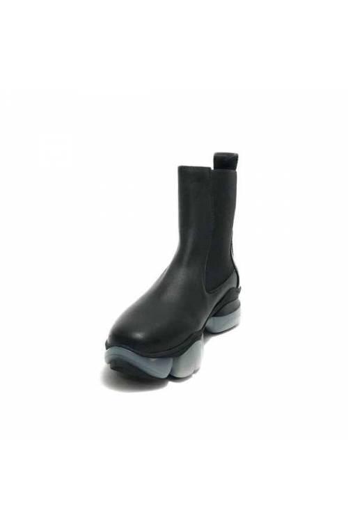 BORBONESE Shoes 37 Black - 6DV911-AF9-10037