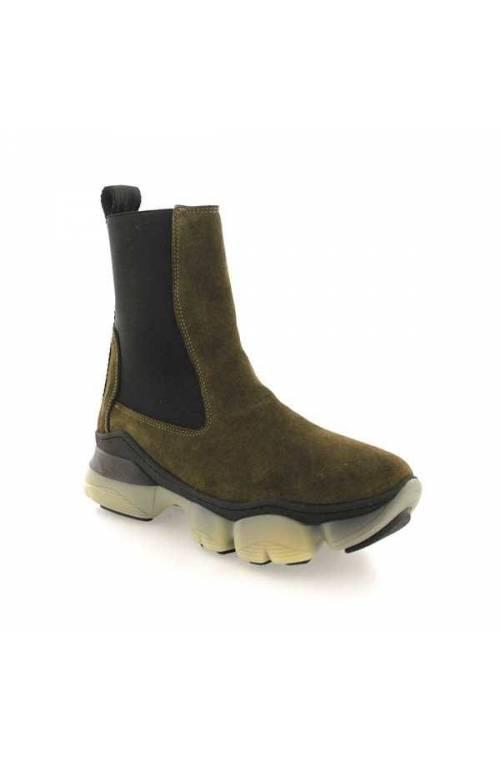 BORBONESE Shoes 37 Green - 6DV911-AF1-N4937