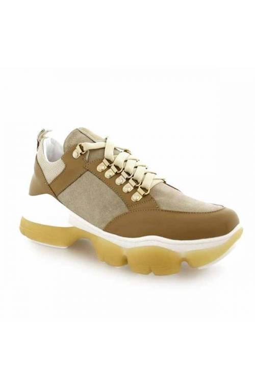 BORBONESE Shoes 38 Beige - 6DV915-AF4-20638