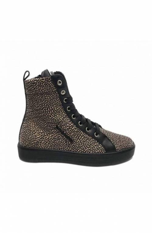 BORBONESE Shoes 38 Black - 6DV903-AD8-X1138