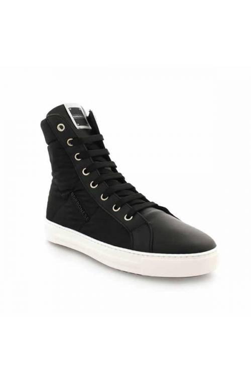 BORBONESE Shoes 38 Black - 6DV903-AD9-10038