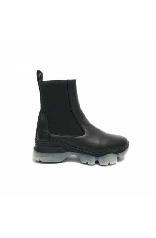 BORBONESE Shoes 38 Black - 6DV911-AF9-10038