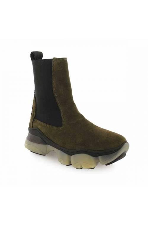 BORBONESE Shoes 38 Green - 6DV911-AF1-N4938