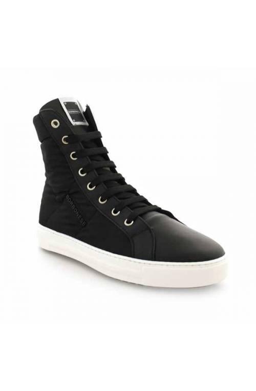 BORBONESE Shoes 39 Black - 6DV903-AD9-10039