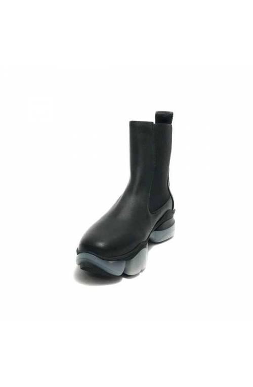 BORBONESE Shoes 39 Black - 6DV911-AF9-10039