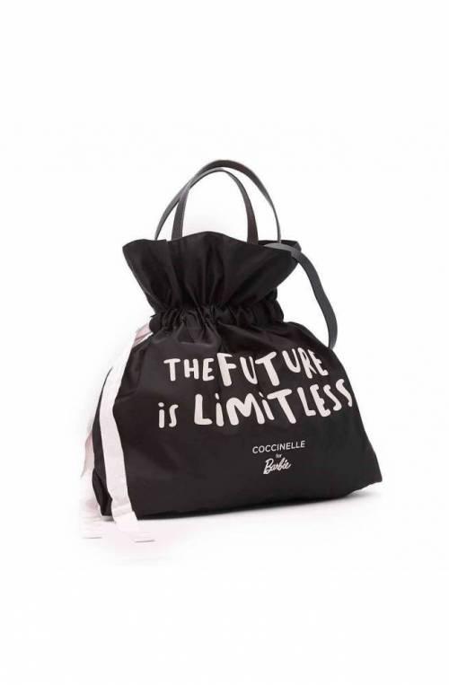 COCCINELLE Bag COCCINELLE FOR BARBIE Female Black - E1H1F130101001