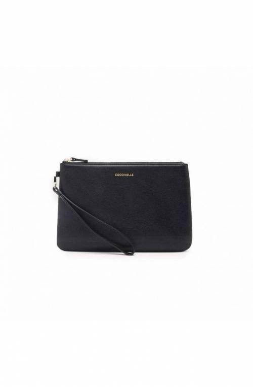 COCCINELLE Bag ENVELOPES Female Leather Black - E5IV119A107001