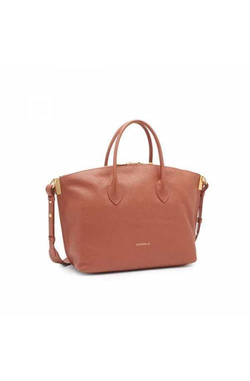 COCCINELLE Bag ESTELLE Female Leather Brown - E1I3A180201R50