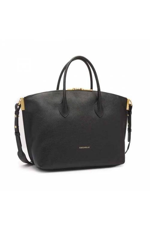 COCCINELLE Bag ESTELLE Female Leather Black - E1I3A180201001