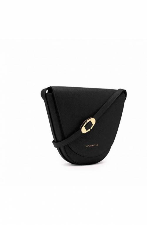 COCCINELLE Bag JOSEPHINE Female Leather Black - E1IAA150301001