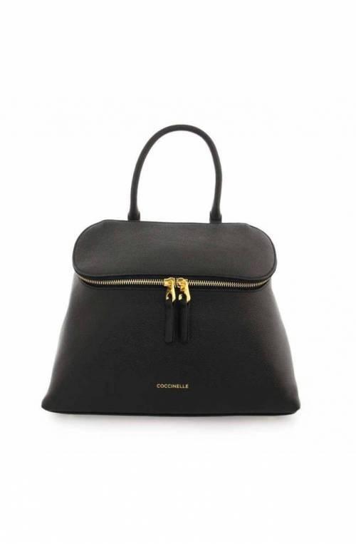 COCCINELLE Bag JULIETTE Female Leather Black - E1I7A180101001