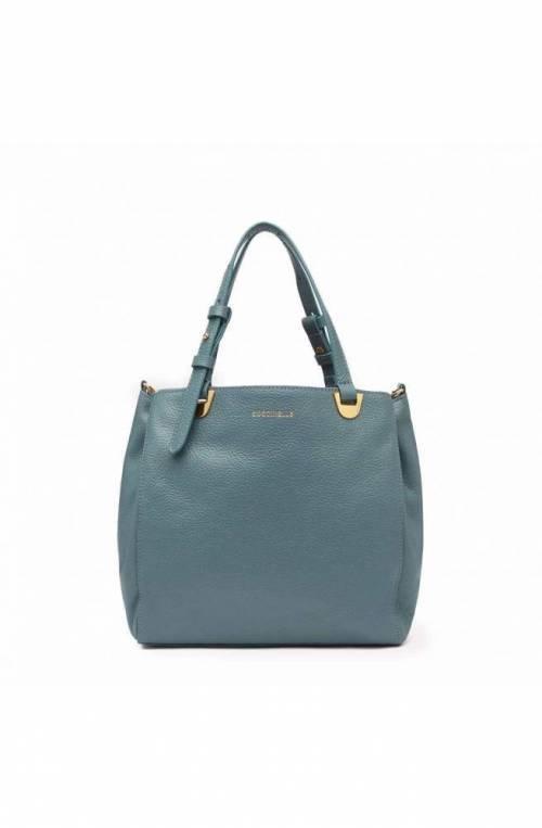 COCCINELLE Bag LEA Female Leather Grey- E1I60180101Y20
