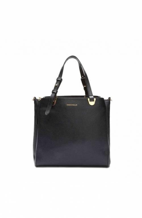 COCCINELLE Bag LEA Female Leather Black - E1I60180101001