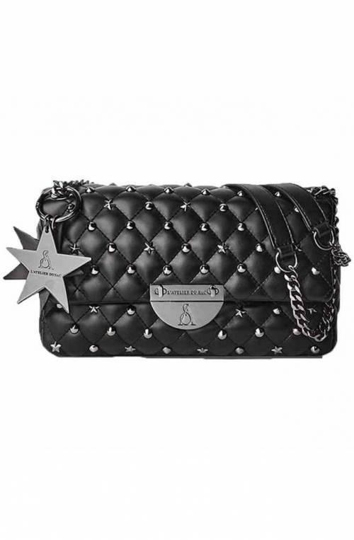 PashBAG Bag REBEL Female Black - 11398-REB-W1B-A