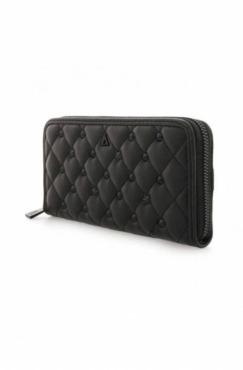 PashBAG Wallet REBEL Female Black - 11462-REB-W1A-A