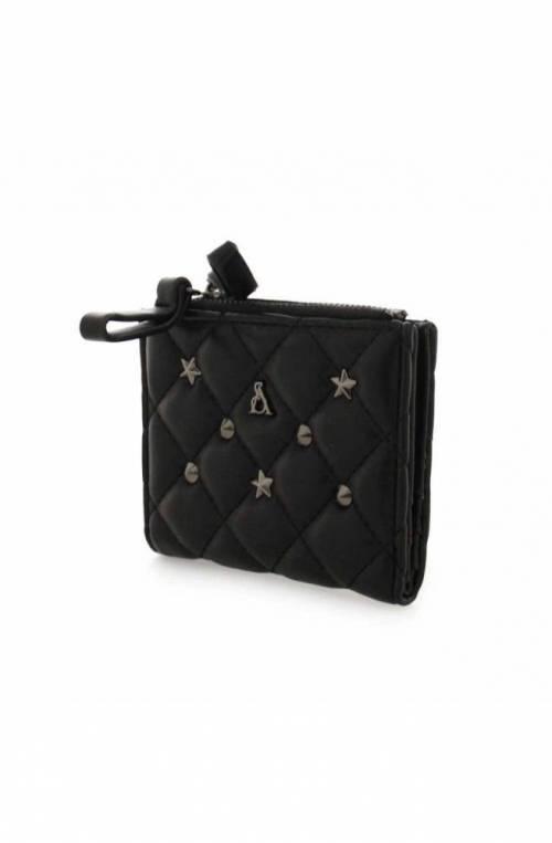 PashBAG Wallet REBEL Female Black - 11470-REB-W1A-A