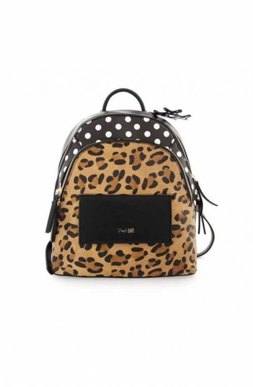 PashBAG Backpack MIX E MATCH Female Multicolor Black - 11046-MIX-W1B-P