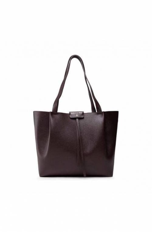 PATRIZIA PEPE Bag Female Tote Leather Brown- 2V8895-A4U8N-B691