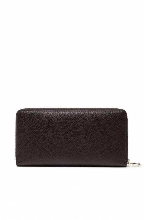 PATRIZIA PEPE Wallet Female Leather Brown- 2V4879-A4U8N-B691