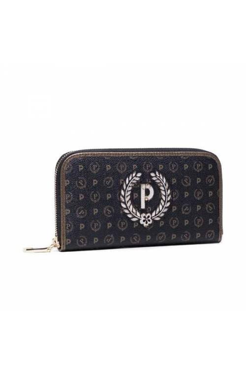Pollini Wallet HERITAGE Female Multicolor Black - TE9001PP02Q5210A
