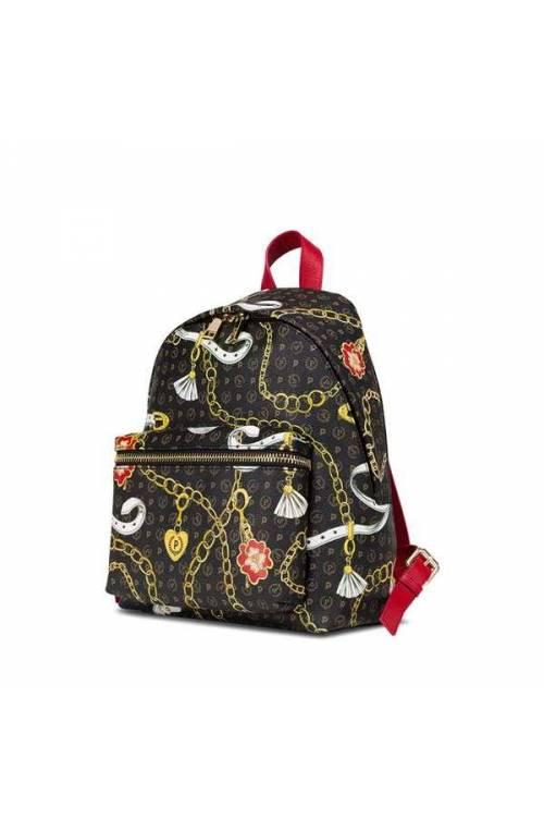 Pollini Backpack HERITAGE Female Black - TE8412PP03Q4400A