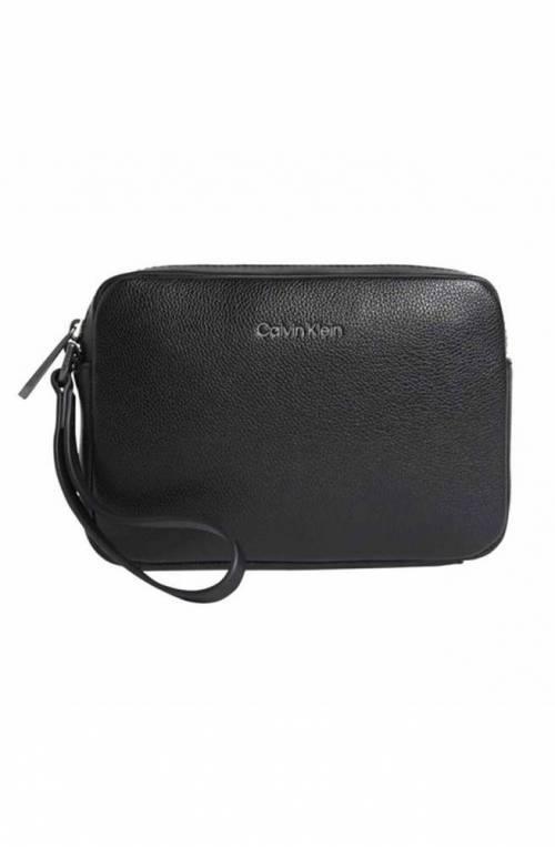 CALVIN KLEIN Beauty case Herren Schwarz - K50K508081BAX