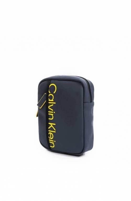 CALVIN KLEIN Bag EUROPE Male Blue - K50K507303CEF