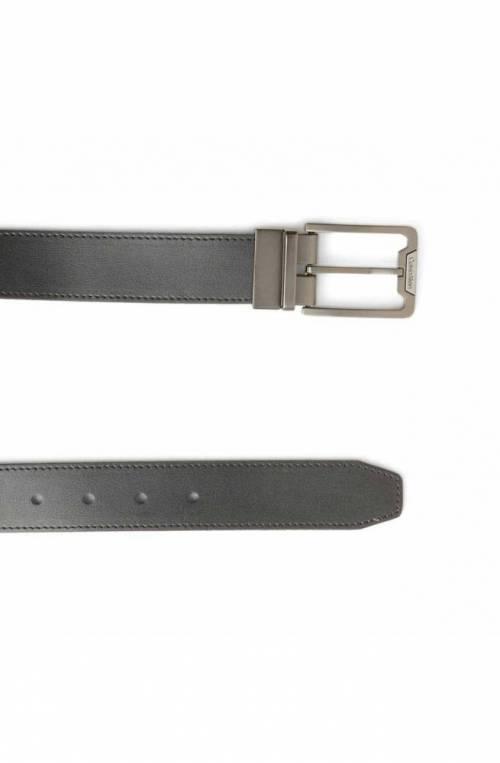 CALVIN KLEIN Belt Male Leather Brown-Black - K50K50751701H-115