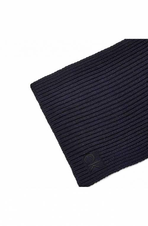 CALVIN KLEIN Scarve Male Blue - K50K507431CEF