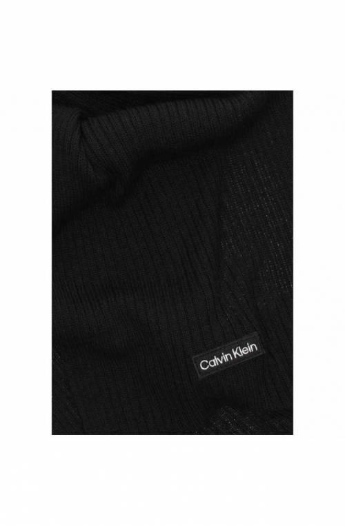 CALVIN KLEIN Scarve Male Black - K50K507536BAX