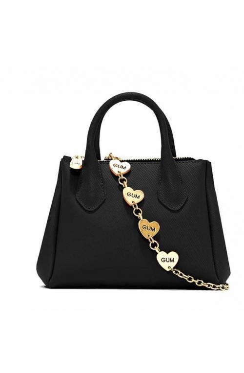 GUM Bag HEART CHAIN Female Black - 113921AIHEARTCH10033