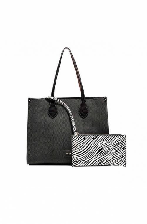 GUM Bag NEVER END Female Black-green - 8875GUMMULTY11667