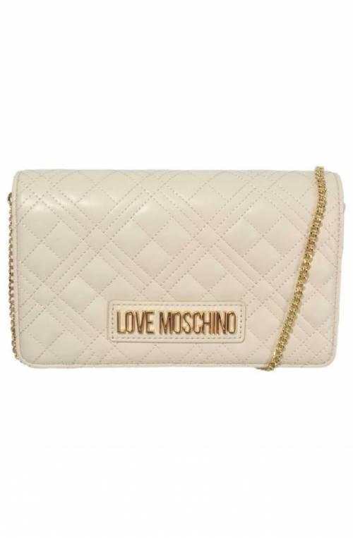 LOVE MOSCHINO Bag Female Cross body bag Beige- JC4079PP0DLA2110