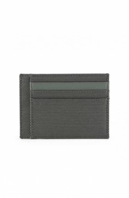 PIQUADRO Cardholder Trakai Green - PP2762W109R-VE