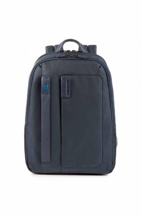 Zaino PIQUADRO P16 Unisex Blu - CA3869P16-CHEVBLU