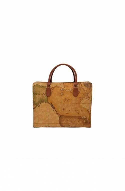 ALVIERO MARTINI 1° CLASSE Bag Geo Classic Female Top handle Brown - E029-6000-0010