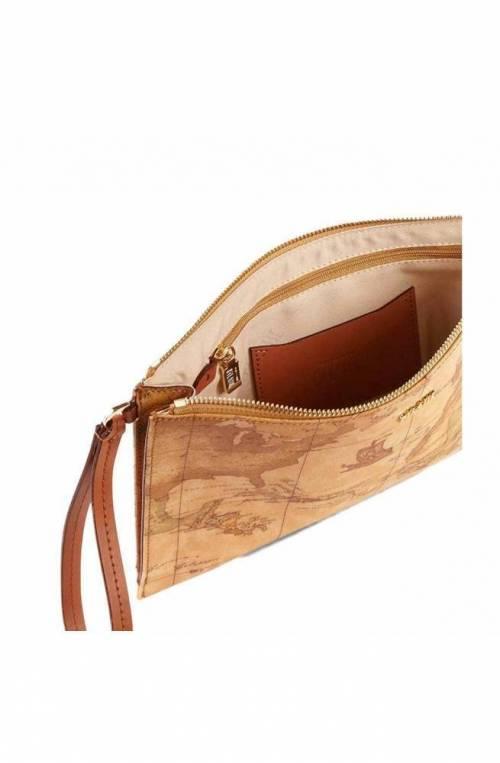 ALVIERO MARTINI 1° CLASSE Bag Geo Classic Female Clutch Brown - M043-6000-0010