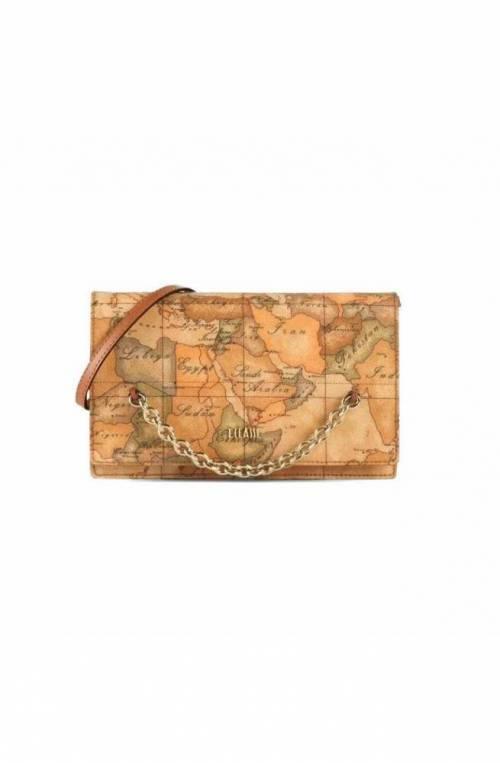 ALVIERO MARTINI 1° CLASSE Bag Geo classic Female Clutches Brown - M042-6000-0010