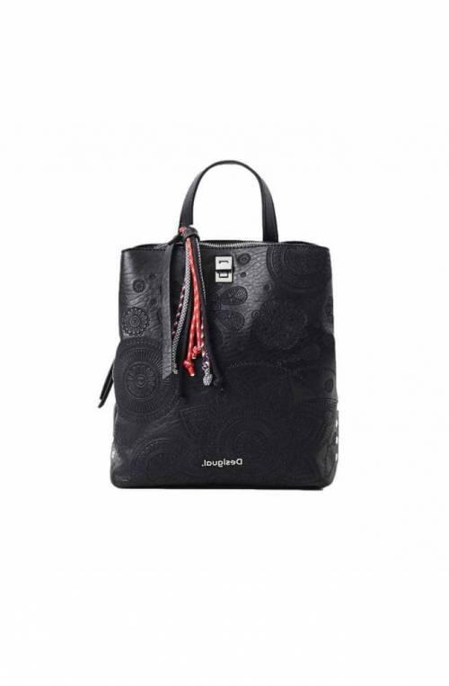 DESIGUAL Backpack DEJA VU SUMY MINI Ladies Black - 21WAKP09-2000-U