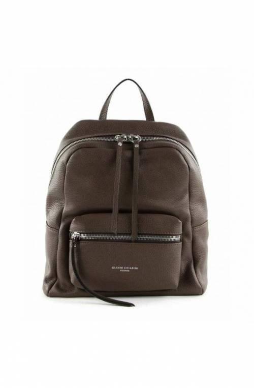 GIANNI CHIARINI Backpack LUNA Female Leather Brown - 860521AIGRN442