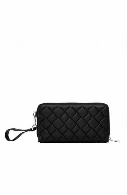 GUM Wallet FAMILY CLOUD Female Black - 0221AIOXF001