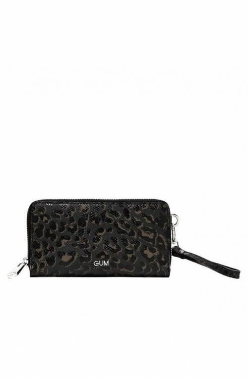 GUM Wallet RE BUILD Female Multicolor Black - 0221AIREBUILD11759