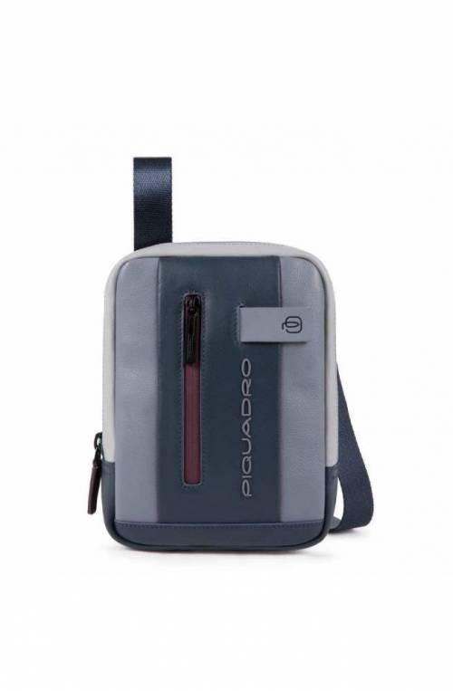 PIQUADRO Bag Urban Pocketbook Leather Grey - CA3084UB00-GRBO