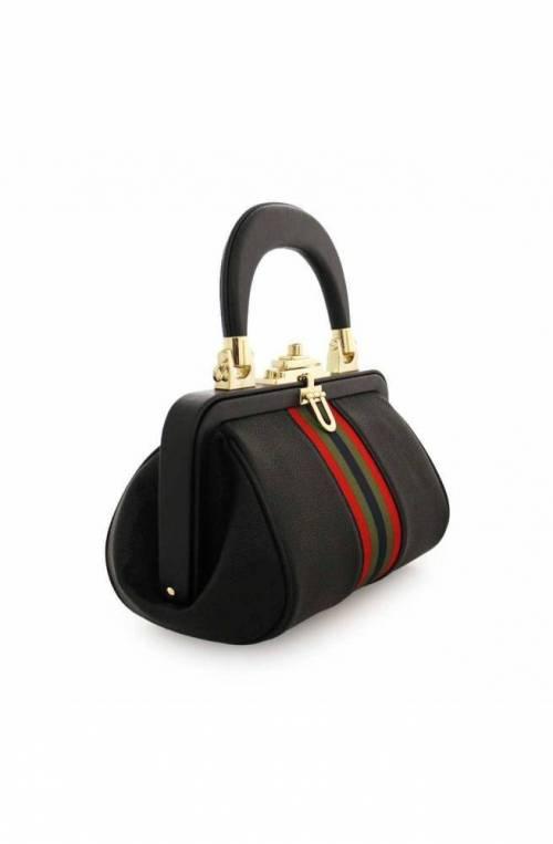 Roberta di Camerino Bag BAGONGHI Female Leather Black - C05017-AC2-100