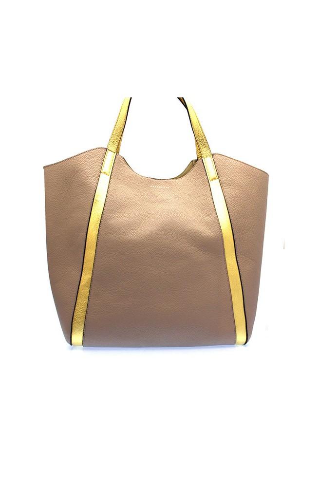COCCINELLE Bag Jason Gold Female Velvet Gold - C1WQ1110201694