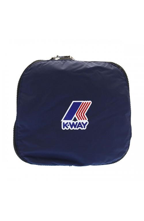 Borsa K-WAY Unisex Blu - 7AKK2M020A301