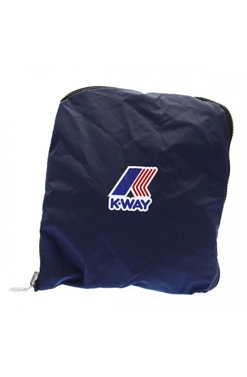 Borsa K-WAY Unisex Blu - 7AKK2M030A301