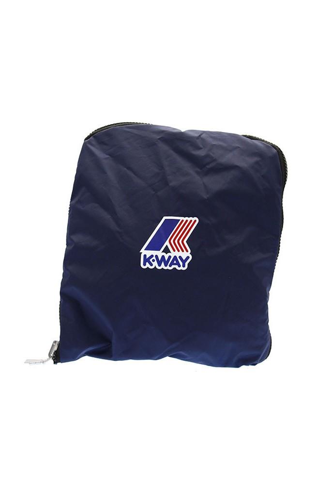 K-WAY Bag Unisex Blue - 7AKK2M030A301