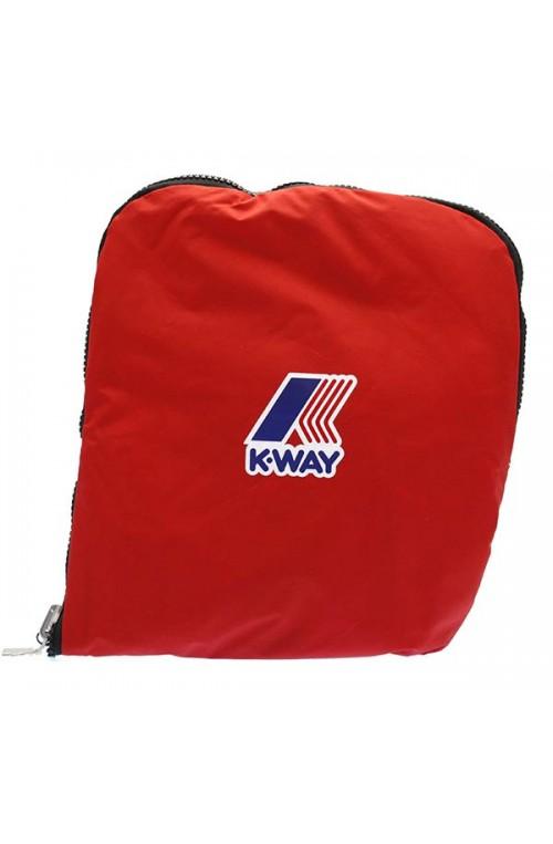 Borsa K-WAY Unisex Rosso - 7AKK2M030A401
