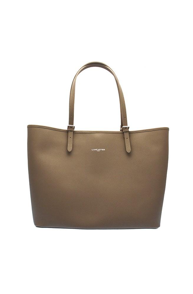 LANCASTER PARIS Bag ADÈLE Female Leather Vison - 421-62-VISON